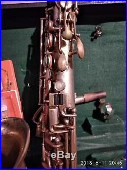 Vintage Buescher True Tone 20's Alto Sax