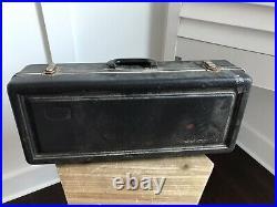 Vintage Bundy II Alto Saxophone Sax With Hardshell Case