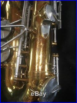 Vintage Cleveland Alto Sax #l 21