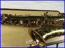 Vintage Immaculate Selmer Mark6 86xxx Alto Sax Saxophone