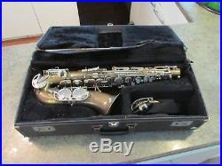 Vintage KOHLERT BIXLEY Germany Alto Sax Saxophone