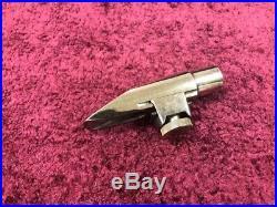 Vintage Lawton 6 Star BB Metal Mouthpiece for Alto Sax, Opened to. 090