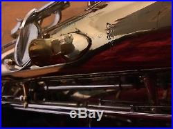 Vintage Noblet Standard Alto Sax In Excellent Playing Condition. Saxophone