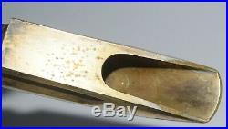 Vintage Otto Link Master Link Alto Sax Mouthpiece Original