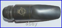 Vintage Selmer Short Shank Soloist Alto Sax Mouthpiece Original D