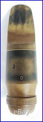 Vintage Selmer Soloist D Alto Sax Mouthpiece Excellent Player