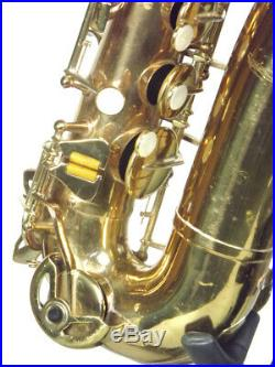 Vintage Vito Beaugnier Alto Sax with Selmer MP