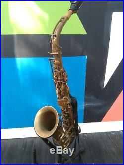 Vintage Vito LeBlanc Alto Sax Saxophone 1950s 1969s Tenor