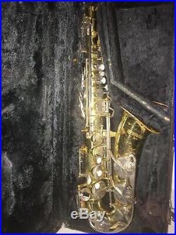 Vintage YAMAHA YAS-23 Sax Saxophone PARTS REPAIR withCase MADE IN JAPAN