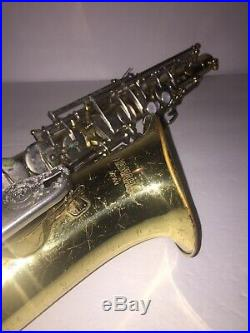 Vintage YAMAHA YAS-23 Sax Saxophone PARTS REPAIR withCase MADE IN JAPAN