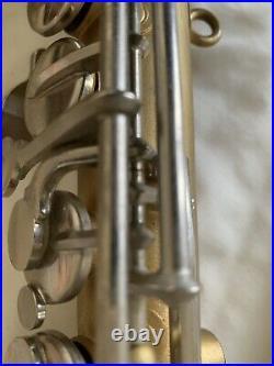 Vintage all Original Buescher Alto Sax