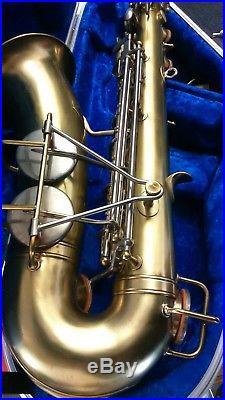 Vintage, the martin imperial alto sax