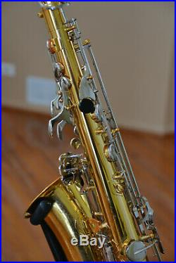 Vito Japan Alto Sax, As Good As Yamaha Recently Serviced, Fully Adjusted