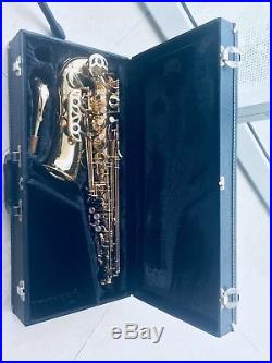 Vito Yanagisawa A800 VSP Alto Saxophone sax excellent condition with EXTRAS