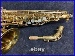 WOW! 1967 Vintage Selmer Mark VI Alto Sax Freshly Overhauled! Serial #145223