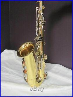 WOW, Yamaha YAS 200AD Advantage Series Student Alto Saxophone, USA, Excellent SAX