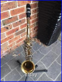 Weltklang Solist Alto Saxophone Sax Made in Germany