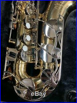 YAMAHA ADVANTAGE Alto Sax withBackpack Case! NEW! MAKE AN OFFER