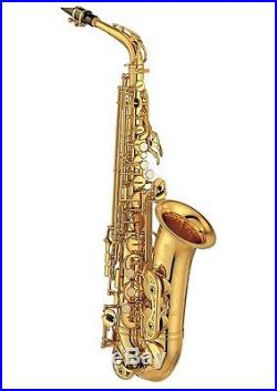 YAMAHA Alto Sax YAS-62 III with case & mouthpiece From Japan New F/S