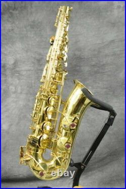 YAMAHA YAS-32 Alto Sax Saxophone Playing condition
