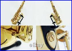 YAMAHA YAS-62 YAS62 Alto Saxophone Sax Tested Used With Hard Case