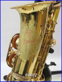 YANAGISAWA A-900 A900 Alto Saxophone Sax Maintained Tested Working Used