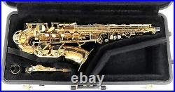YANAGISAWA A-902 Alto Saxophone Sax Eb Maintained Tested Working Used Ex++