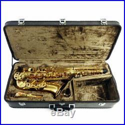 YANAGISAWA Alto Saxophone Sax A-900 A900 Overhauled Tested With Hard Case Ex++