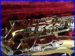 Yamaha ALTO SAX with case YAS 25 used in good condition, great sound