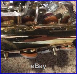Yamaha Alto Sax Brass Saxophone YAS-23 Model # 222035 Made in Japan