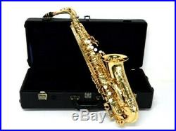 Yamaha Alto Sax Saxophone YAS-82Z Tested Working Used WithHard Case Ex++