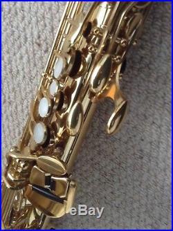 Yamaha Alto Sax YAS62