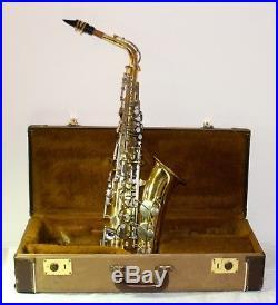 Yamaha Alto Saxophone YAS-21 Student/Intermediate Alto Sax