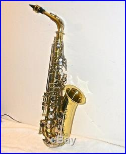 Yamaha Alto Saxophone YAS-23, Considered the Best Student/Intermediate Alto Sax