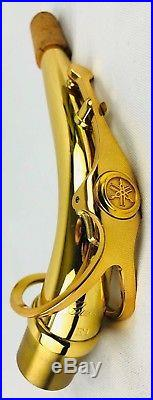 Yamaha Custom E1 Alto Sax Neck GREAT PLAYER
