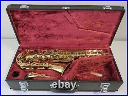 Yamaha Japan YAS-62 Alto Saxophone Outfit Great Playing Pro Sax