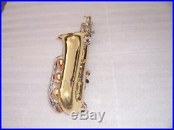 Yamaha YAS-200AD Alto Saxophone with Case & Accessories Sax Exc Condition