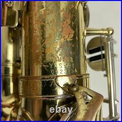 Yamaha YAS-21 Alto Sax Saxophone Japan and CASES