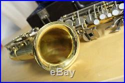 Yamaha YAS-21 Eb Alto Sax #020405 with Case