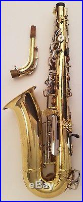 Yamaha YAS-23 Alto Sax (Japan) Used Great Working Condition Free Extras