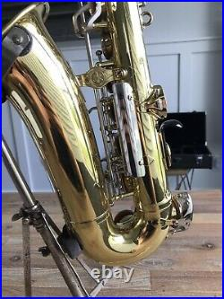 Yamaha YAS-23 Alto Saxophone Sax With Case Made In Japan Very Nice Ready To Play