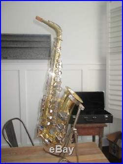 Yamaha YAS-23 Alto Saxophone With Case NICE YAS23 SAX