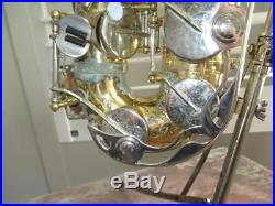 Yamaha YAS-23 Alto Saxophone With Case Parts / Repair YAS23 Sax