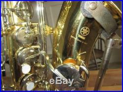 Yamaha YAS-23 Alto Saxophone With Case VERY NICE! YAS23 SAX