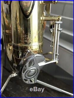 Yamaha YAS-23 Alto Saxophone With Case YAS23 Japan Sax Very Nice