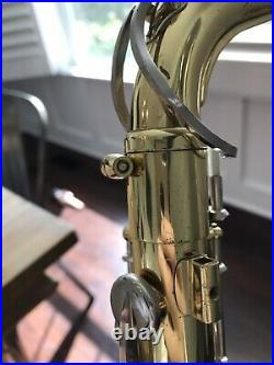 Yamaha YAS-23 Eb Alto Saxophone Made in Japan Student Level Sax With Case NICE