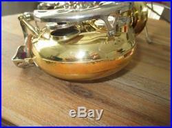 Yamaha YAS-23 Japan Alto Saxophone With Case NICE YAS23 SAX