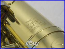 Yamaha YAS-25 Alto Saxophone Outfit Made in Japan, Superb Sax