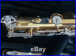 Yamaha YAS-26 Standard Alto Sax Saxophone Clean & Serviced Ready to Play