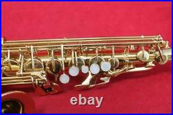 Yamaha YAS-275 Alto Sax, Made in Japan, Services to playing order